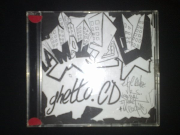 Ghetto CD