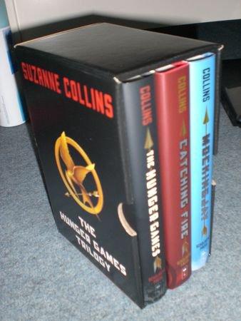 Trilogy Hunger Games ( livres )