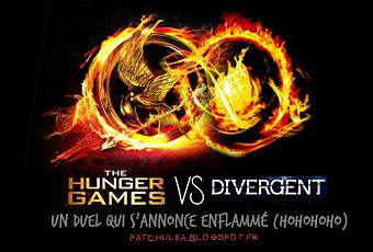 Hunger Games ou Divergent