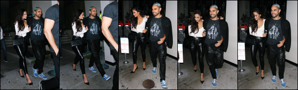 - 22.06.17 ─ Shay Mitchell est photographiée alors qu'elle quittair la maison d'un de ses amis dans W-Hollywood ![/s#00000ize]Le soir même, Shay est de nouveau aperçue dans les rues de West Hollywood, alors qu'elle quittait un restaurant. J'aime beaucoup les deux tenues. Top -