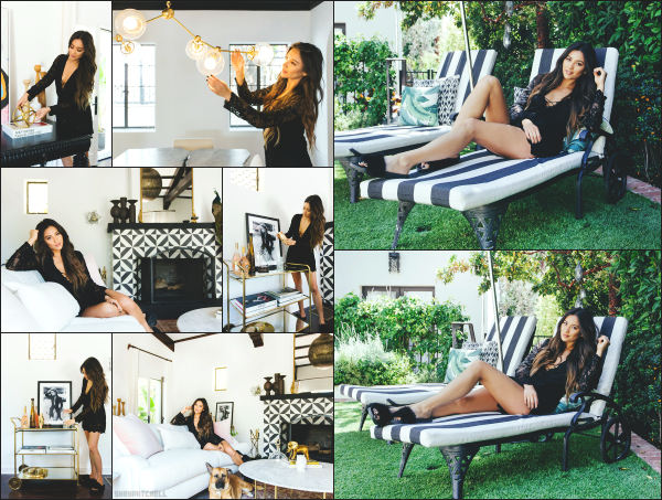 """"""" • Shay a réalisée un nouveau shoot pour « People Magazine » édition du mois de juillet -"""