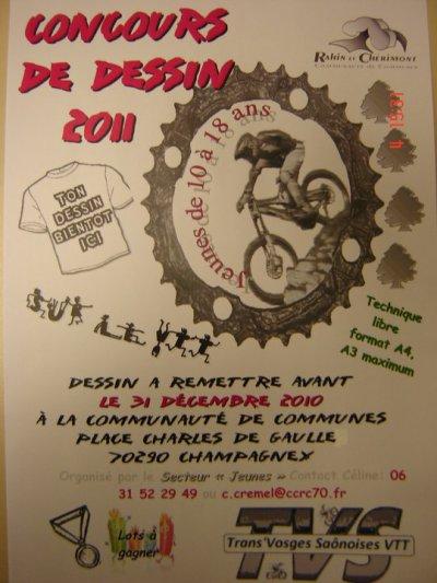 concours de dessin TVS 2011
