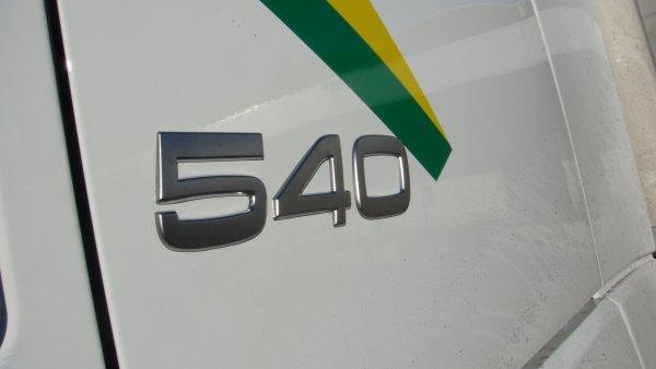 FH 540 XL série Limité