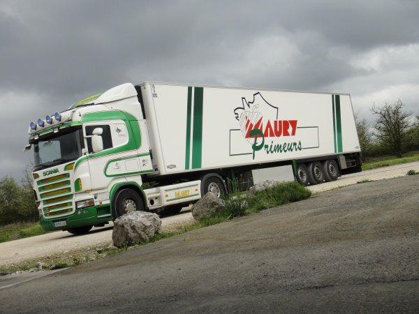 Scania 480  higtline