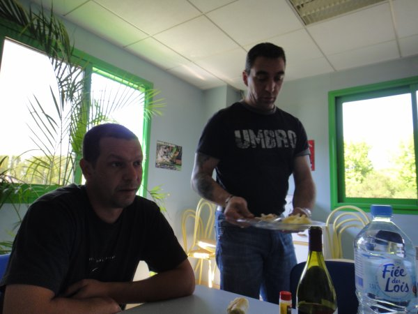 Paulo et Steph