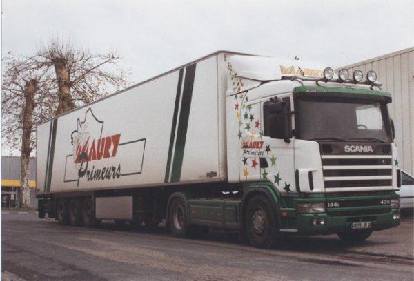 Scania 460  étoiles