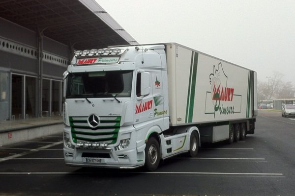 Actros 510