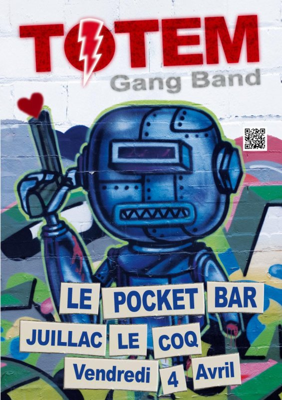 CONCERT LE POCKET BAR