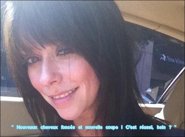 Jennifer a posté, ce lundi 15 août, sur son compte Twitter, une photo d'elle arborant une nouvelle coiffure.