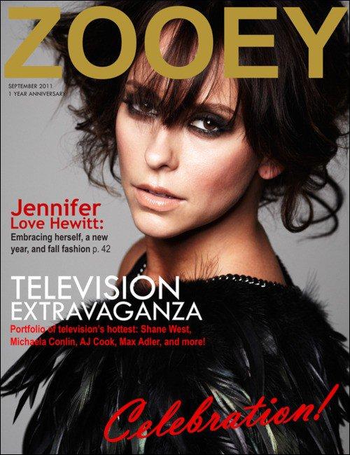 Voici la couverture pour la quelle Jennifer à posée récemment .  Ainsi qu'une interview pour KTLA morning news dans laquelle, la belle parle de son nouveau film, Café