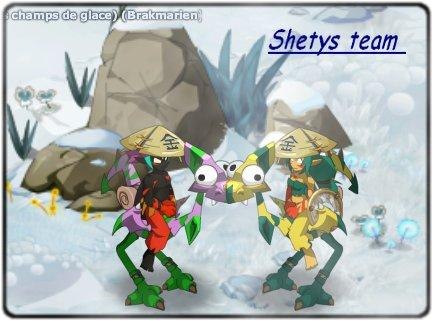Sethys team