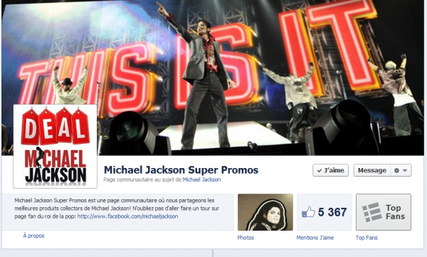 Michael Jackson Super Promos