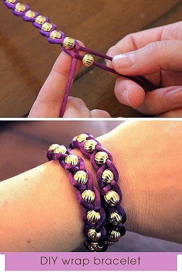 {Do It Yourself} Bracelet #2