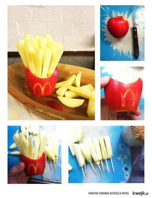 Pommes Frites (non ce n'est pas la sauce !)