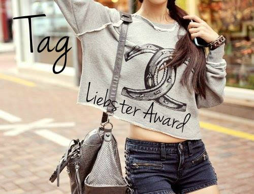 ► Tag ◄ Liebster Award