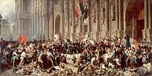 La France au XIX eme siècle