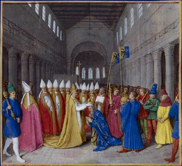 Les Dynasties : Les Carolingiens
