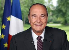 Veme République,  _  Jacques Chirac.
