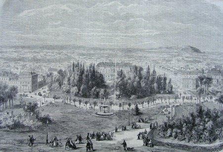 Le Palais de L'Élysée et son histoire