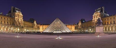 Les châteaux forts _ Palais de Louvre