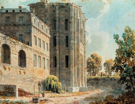 Principales Demeures des rois de France_chateau de Vincennes