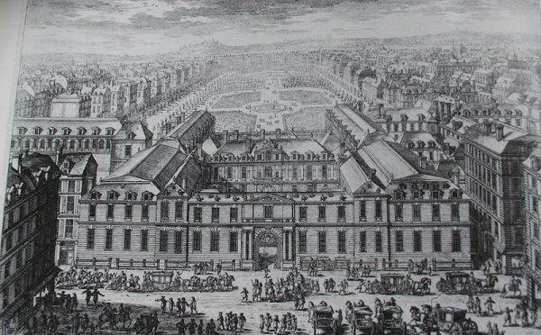 Principales Demeures des rois de France_Palais Royal