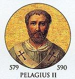 Chronologie des papes__Pélage II