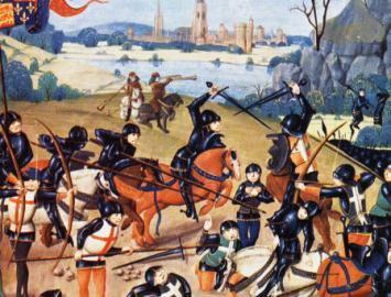Les Guerres _ _ _ Guerre de cent ans