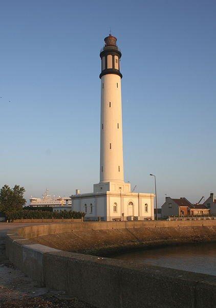 Les Phares maritimes _ _ Phare de Dunkerque