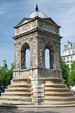 Les monuments de Paris _ _  Fontaine des Innocents