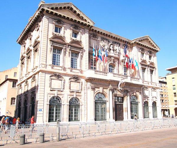 Les Mairies de France _ _ Marseilles