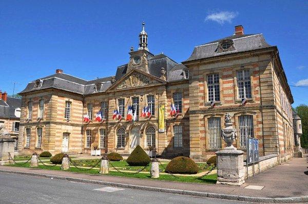 Histoire de la ville de Saint Menehould,