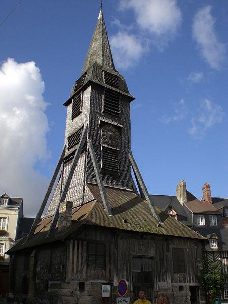 Histoire des Villes de France _ _ Honfleur