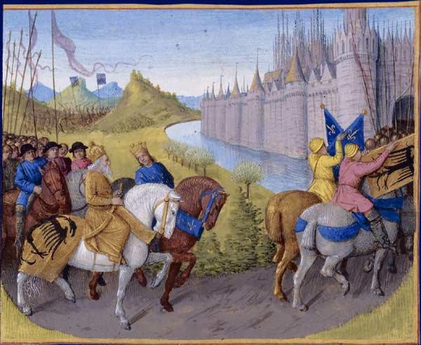 Les Croisades,