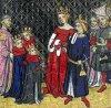 Reines et Impératrices de France _ _ Gondioque