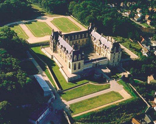 Monuments Nationaux _ _ Château d'Écouen
