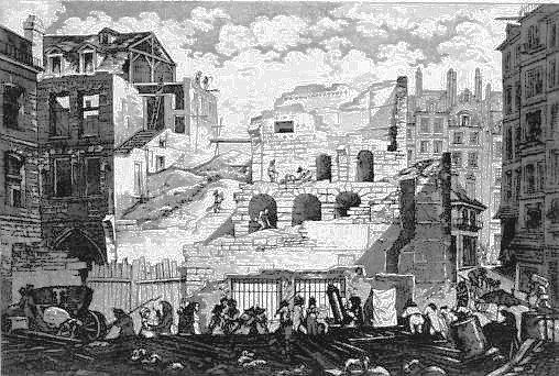 Prisons et Bagnes _ _ Grand Châtelet