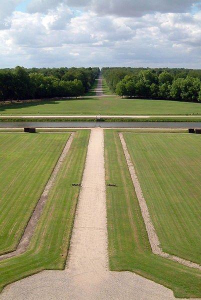 Square, parcs et jardins en France _ _ Parc du Château de Chambord