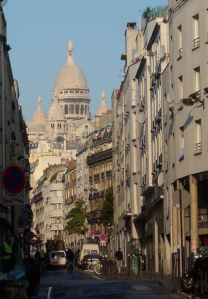 Quartiers des grandes villes de France _ _ Quartier de la Goutte-d'Or