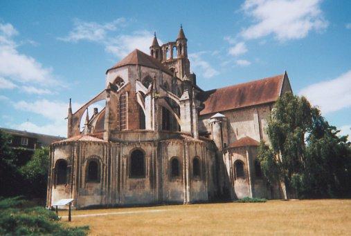 Communauté Religieuse _ _ Abbaye de Montierneuf