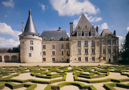 Châteaux et Palais _ _ Château d'Azay-le-Ferron