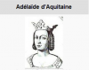 Reines et Impératrices de France _ _ Adélaïde d'Aquitaine