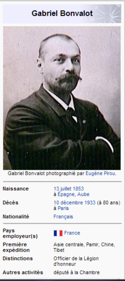 Les Explorateurs _ _ Gabriel Bonvalot