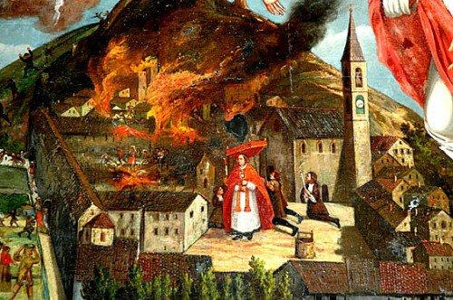 Les Grandes catastrophes _ _ Grand incendie de Bourges