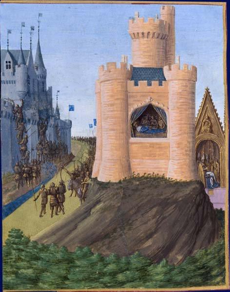 Les Grandes Batailles _ _ Siège d'Avignon