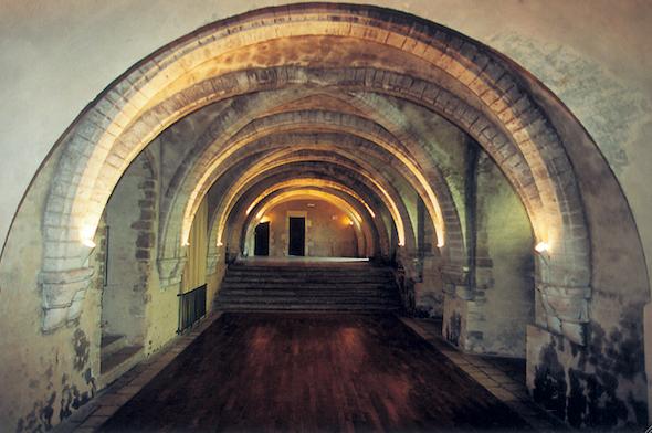 Architecture militaire du Moyen-Âge _ _ Salle (château)