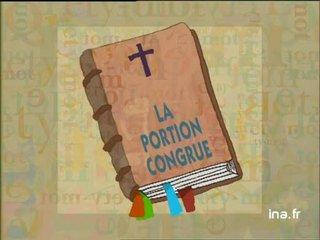 Devise Religieuse _ _ Portion congrue