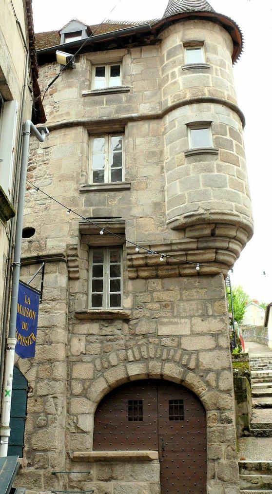 Architecture militaire du Moyen-Âge _ _ Poivrière