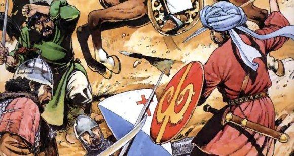 Les Grandes Batailles _ _ Bataille de Toulouse (721)