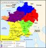 Carte de France Histoire _ _ Cartes du royaume des Francs